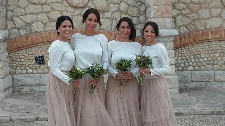 Las Damas más guapas!!